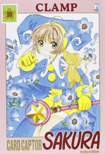 9788864203713: Card Captor Sakura. Perfect edition vol. 10