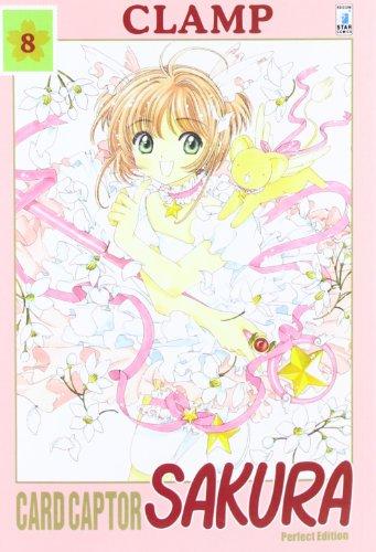 9788864203751: Card Captor Sakura. Perfect edition: 8 (Fan)