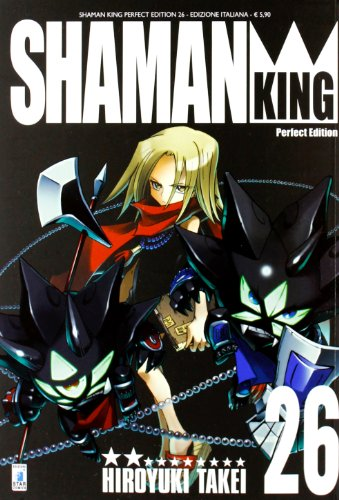 9788864203799: Shaman King. Perfect edition: 26