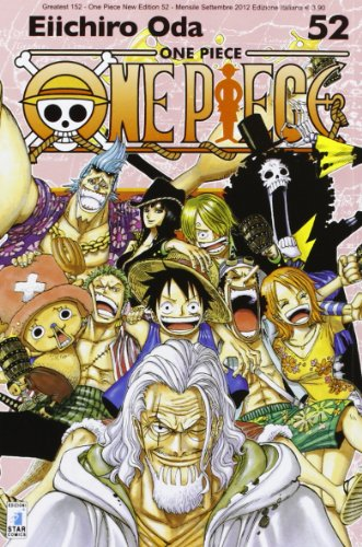 9788864203904: One piece. New edition vol. 52