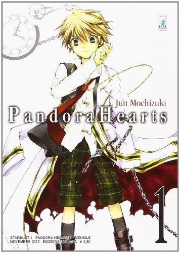 9788864205038: Pandora hearts (Vol. 1)