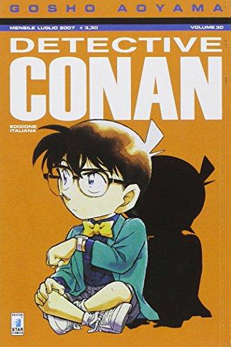 9788864205090: Detective Conan (Vol. 30)