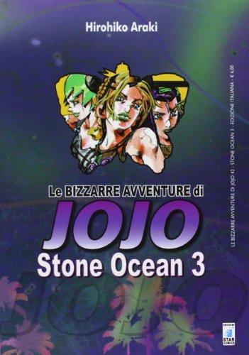 9788864205823: Stone Ocean. Le bizzarre avventure di Jojo (Vol. 3)