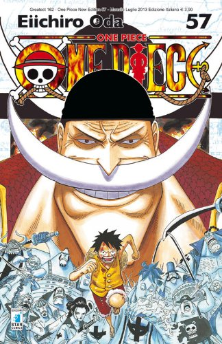 9788864205878: One piece. New edition vol. 57