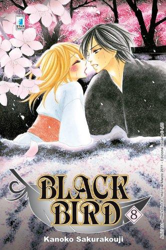 9788864205915: Black bird: 8 (Amici)
