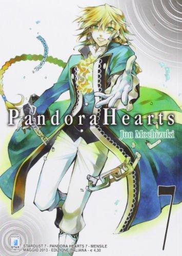 9788864206011: Pandora hearts vol. 7