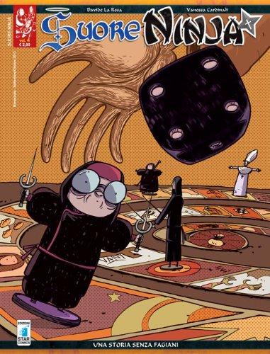 9788864206363: Una storia senza fagiani. Suore Ninja: 4