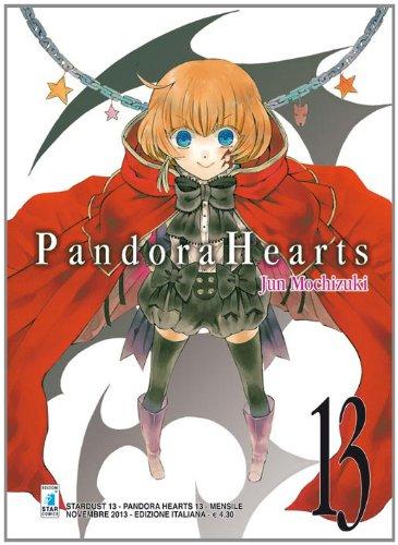 9788864207322: Pandora hearts: 13