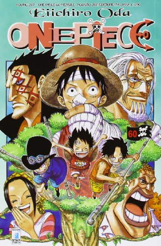 9788864207612: One piece: 60 (Young)