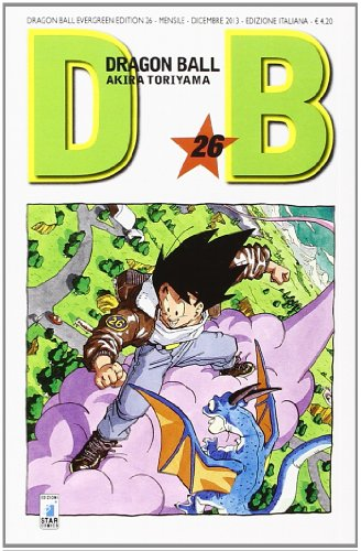 9788864207827: Dragon Ball. Evergreen edition: 26