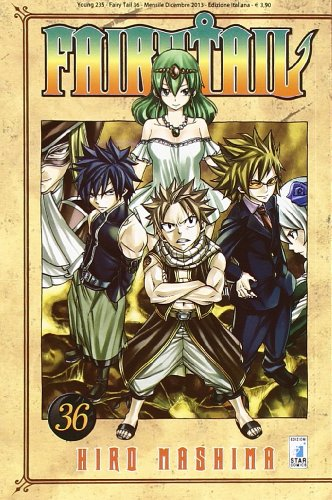 9788864208022: Fairy Tail vol. 36
