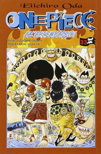 9788864208091: One piece: 33 (Young)
