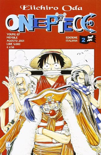 9788864208404: One piece: 2 (Young)