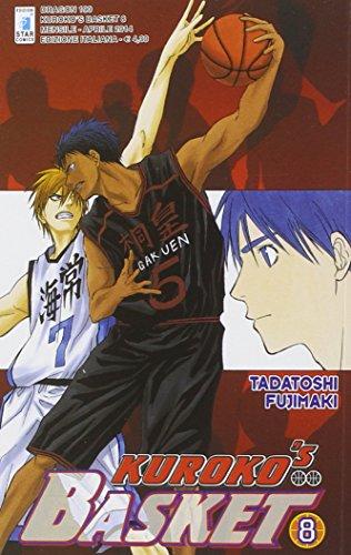 9788864209296: Kuroko's basket