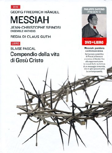 9788864220093: Messiah-Compendio della vita di Gesù. Con DVD