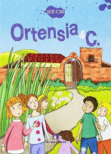 9788864321257: Ortensia & C.