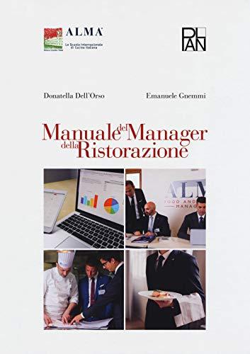 9788864441283: Manuale del manager della ristorazione