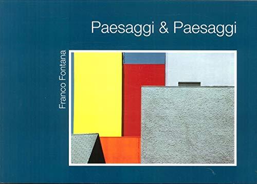 Franco Fontana. Paesaggi & Paesaggi (Book)