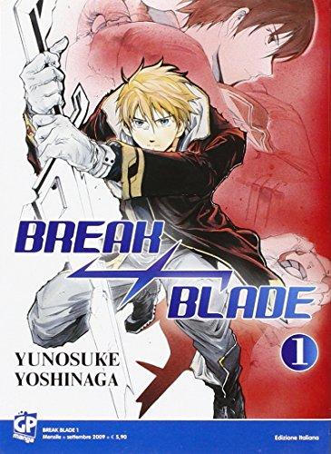 9788864680255: Break blade vol. 1