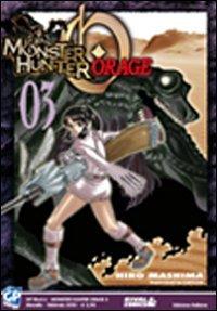 9788864682006: Monster Hunter Orage