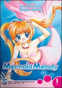 9788864682952: Mermaid Melody vol. 1