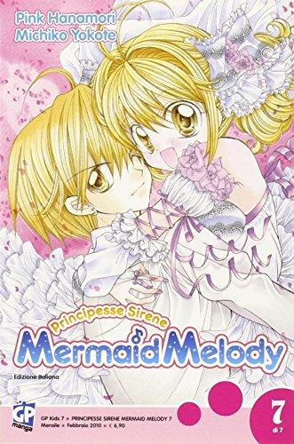 9788864683010: Mermaid Melody vol. 7
