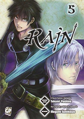 9788864684130: RAIN #05 - RAIN #05