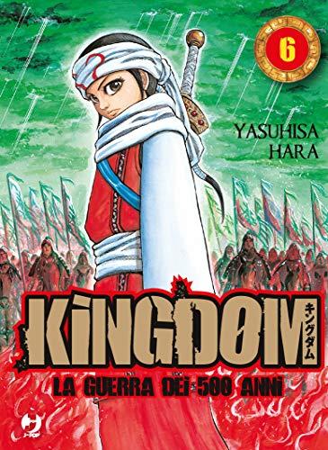 9788864685328: Kingdom vol. 6