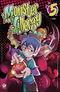 9788864685632: Monster allergy. 5.