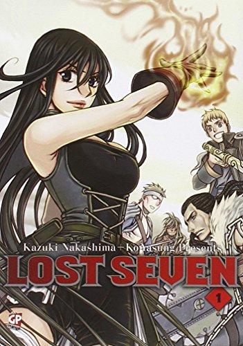 9788864686127: Lost seven vol. 1