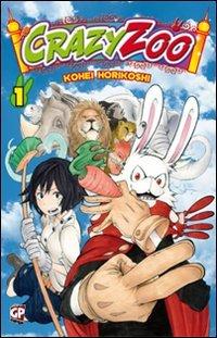 9788864687094: Crazy zoo vol. 1