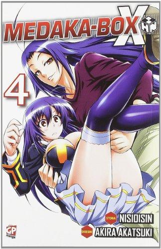 9788864687599: Medaka box vol. 4