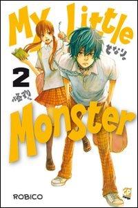 9788864687841: My little monster vol. 2