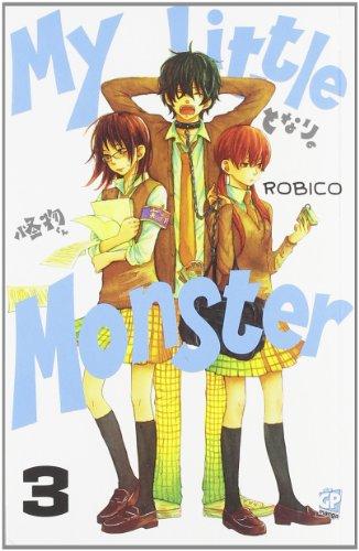 9788864687858: My little monster vol. 3