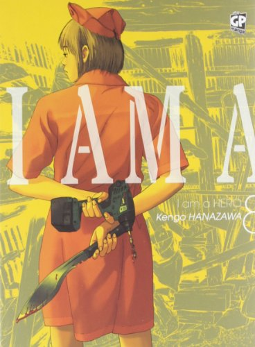 9788864688800: I am a hero vol. 8
