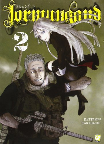 9788864689050: Jormungand vol. 2