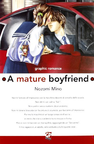 9788864689272: A mature boyfriend vol. 1