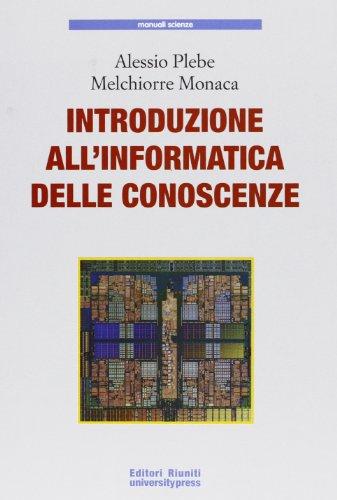 9788864732152: Introduzione all'informatica delle conoscenze