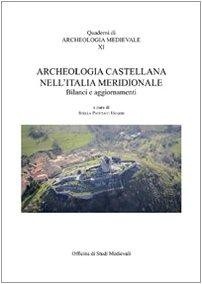 9788864850085: Archeologia castellana nell'Italia meridionale. Bilanci e aggiornamenti. Con CD-ROM