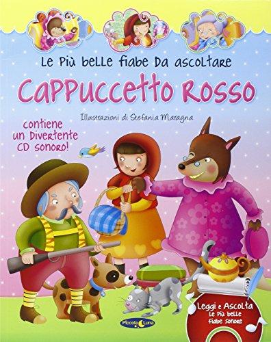 9788865130216: Cappuccetto Rosso. Con CD Audio