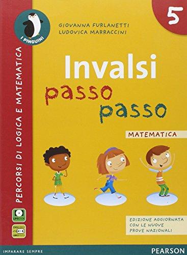 9788865182178 Invalsi Passo Passo Matematica Per La Scuola