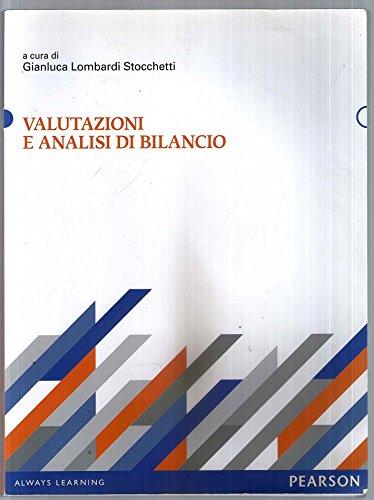 Valutazioni e analisi di bilancio: G. Lombardi Stocchetti