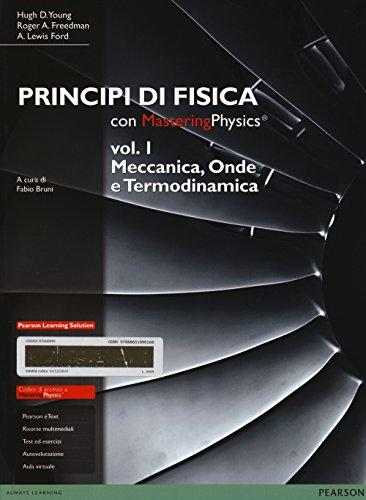 9788865189016: Principi di fisica. Con masteringphysics. Con espansione online: 1
