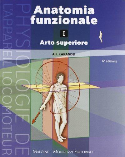 9788865210383: Anatomia funzionale Set 1, 2, 3 Volumi indivisibili