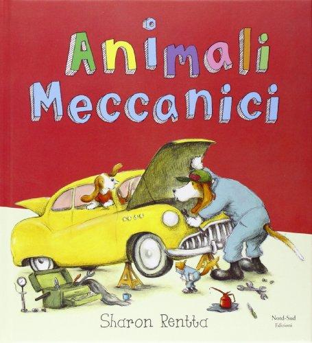 9788865263235: Animali meccanici. Ediz. illustrata