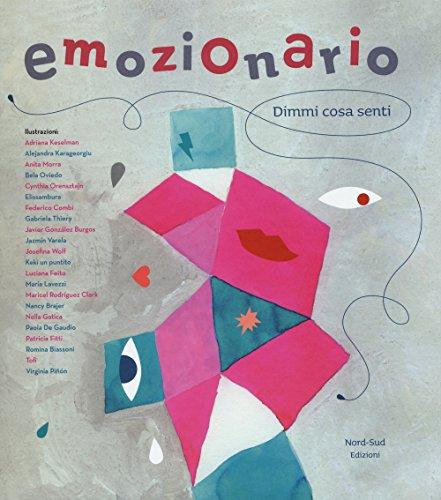 Emozionario. Dimmi cosa senti (Hardback) - Cristina Núñez Pereira
