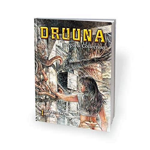 9788865270202: Druuna. Serpieri collection: 1