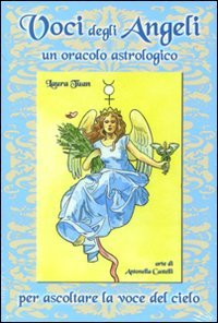 9788865270509: Voci degli angeli. Un oracolo astrologico. Con 80 carte. Ediz. illustrata