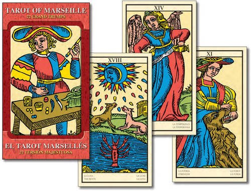 9788865271209: Tarot of Marseille: Grand Trumps