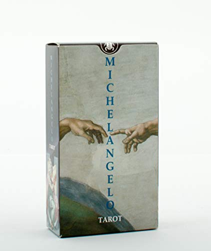 9788865271247: Michelangelo Tarot Cards
